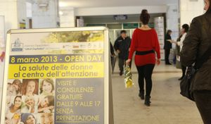 Open day Festa della donna