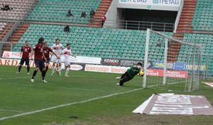 Reggiana-Cremonese 0-1