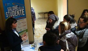 Salone dello Studente in Tour 2013