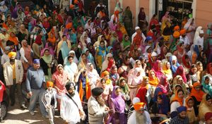 Vaisakhi, l'India colora Cremona