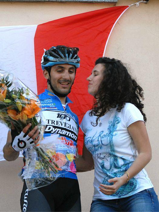 Gasparrini vincitore della Coppa Ardigò