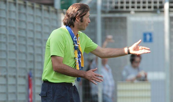 Mister Tacchinardi guida i suoi