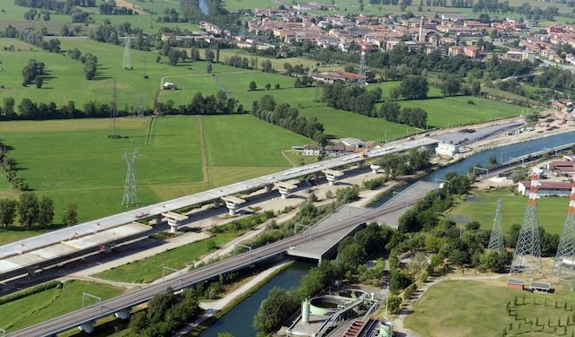 ViadottoAdda  Viadotto sull'Adda Brebemi