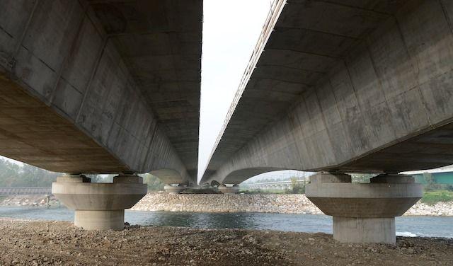 Brebemi_ViadottoAdda  Viadotto sull'Adda Brebemi