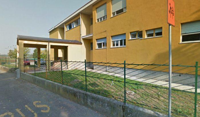 Le scuole medie di Vescovato