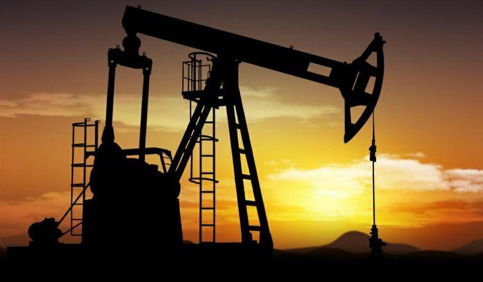 Un campo petrolifero