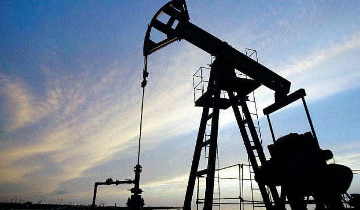 Un pozzo petrolifero