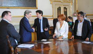 Visita a Cremona del Consiglio regionale
