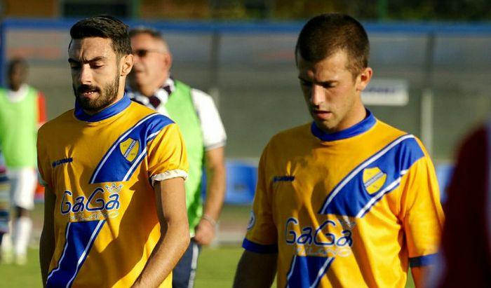 Pergolettese, Brunetti e Rossi delusi dopo la sconfitta