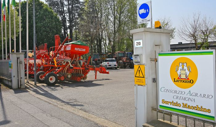 Pietro pagliuca nuovo direttore generale del consorzio for Consorzio agrario cremona macchine agricole usate