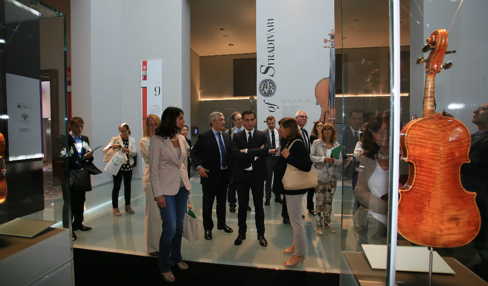 Museo Del Violino.Museo Del Violino Da Record Mondo Padano It