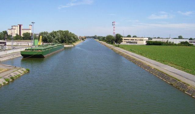 Canale navigabile