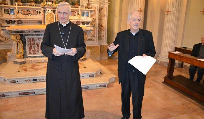Vescovo Lafranconi annuncio