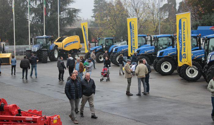 Maiscoltura il consorzio agrario investe 11 milioni in for Consorzio agrario cremona macchine agricole usate