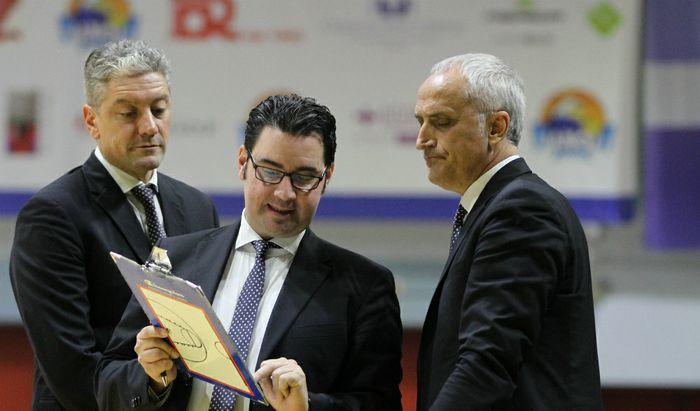 Andrea Conti, Paolo Lepore, Cesare Pancotto