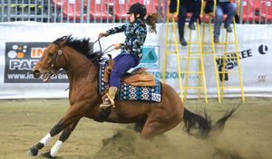Reining Futurity & Country Christmas