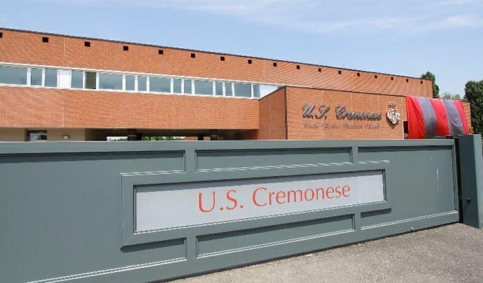 La sede della Cremonese presso il centro sportivo Giovanni Arvedi