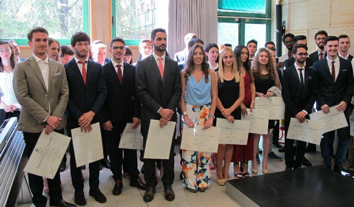 Politecnico, 40 nuovi laureati