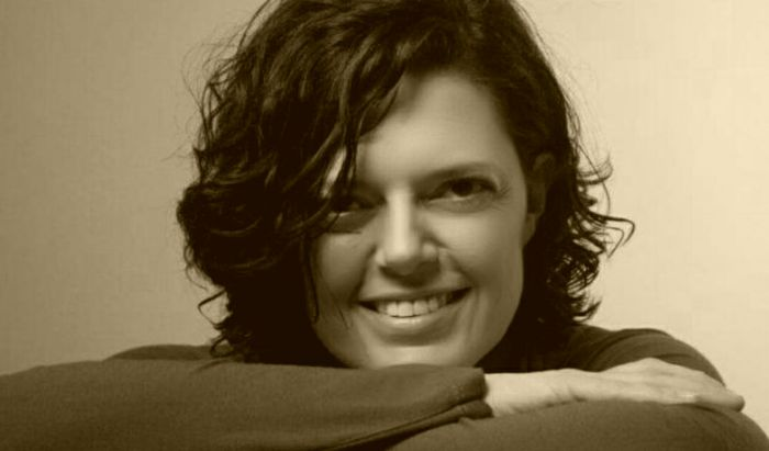 La scrittrice cremonese Rita Salvadori