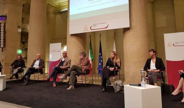 GREEN FASHION UNIVERSITA' CATTOLICA PROF CAPRI