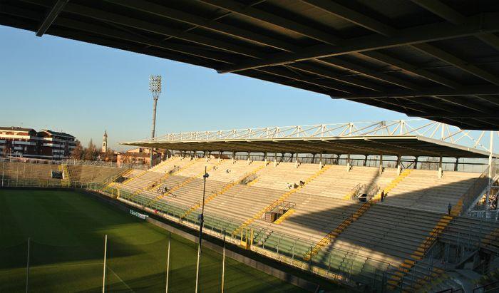 Stadio Zini - Riapertura tribuna distinti
