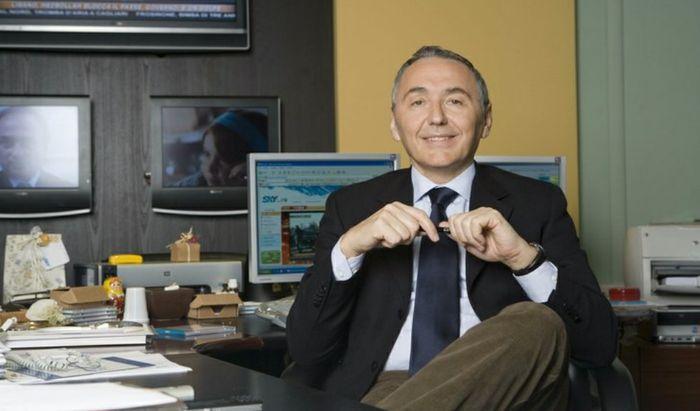 Emilio Carelli alla direzione di SkyTg24