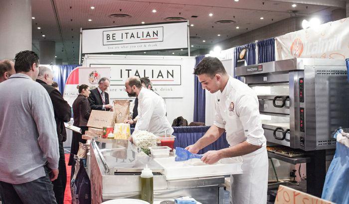 Folla Be Italian