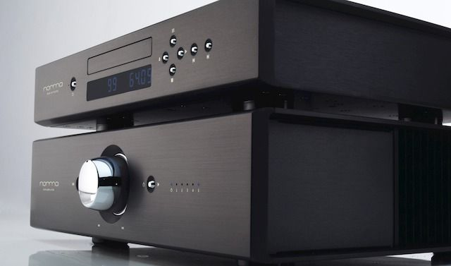 CD-Amplificatore NORMA AUDIO