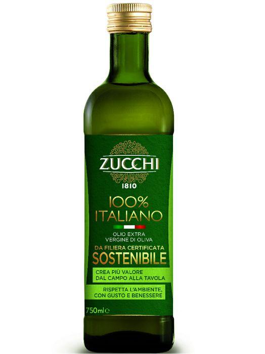 Olio Zucchi 100% italiano