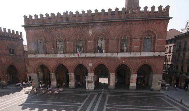 Palazzo del Comune a Cremona