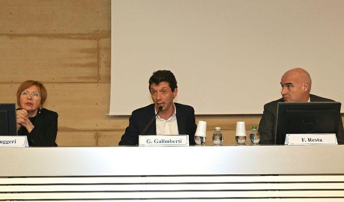 Open Day al Politecnico - Ruggeri, Galimberti e Resta