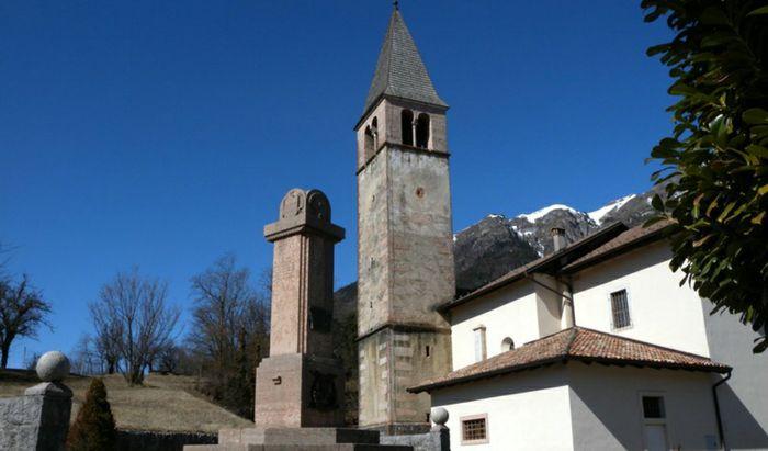 Il monumento ai caduti cremonesi di Sclemo