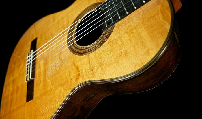 Hauser guitar