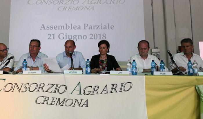 COnsorzio Agrario - Assemblea di Cremona