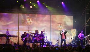 Simple Minds in concerto per Acquedotte