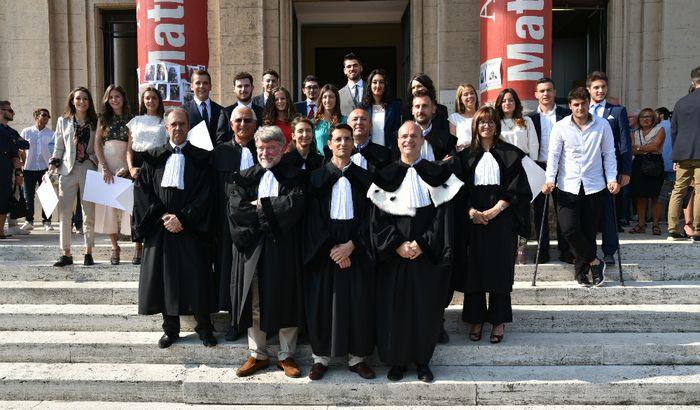 Lauree presso l'Università Cattolica