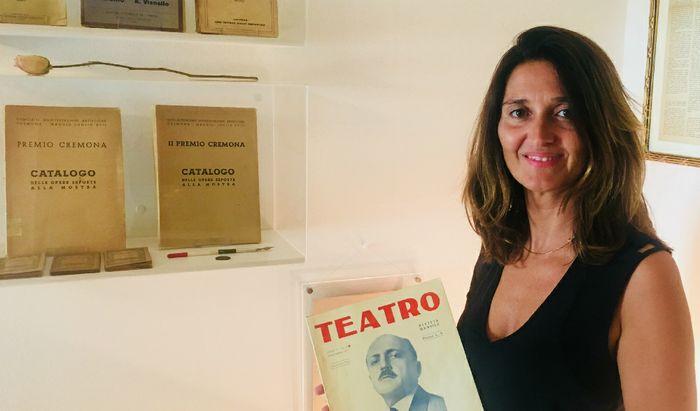 Silvia Locatelli, presidente di Scintille