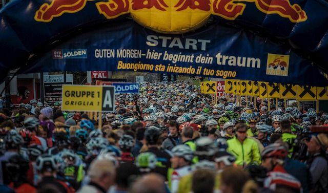 La 38ª edizione della Oetztaler Radmarathon