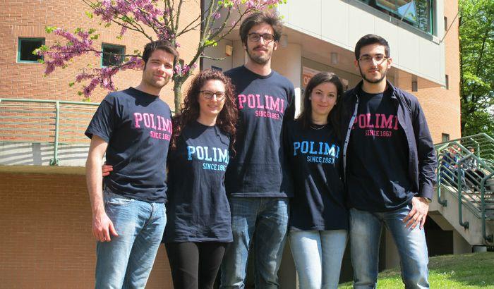Gruppo studenti del Politecnico