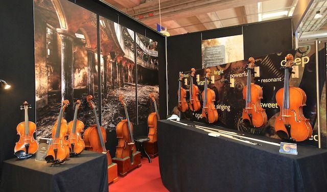 CREMONA MUSICA 2018 VIOLINI