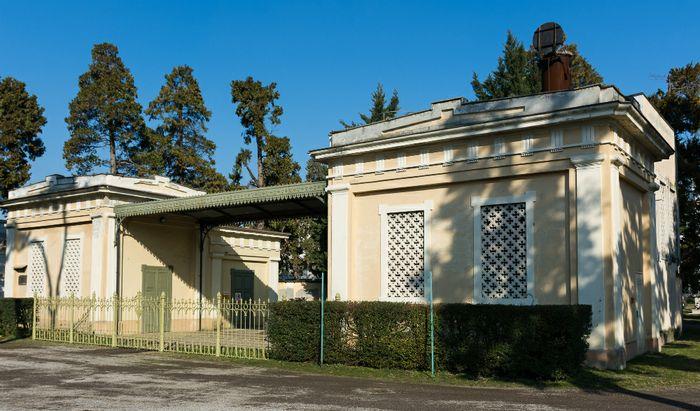 Il vecchio forno crematorio di Cremona