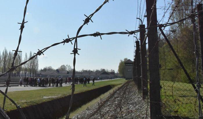 Il viaggio della memoria a Dachau