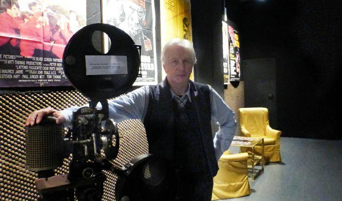 Giorgio Brugnoli al CineChaplin