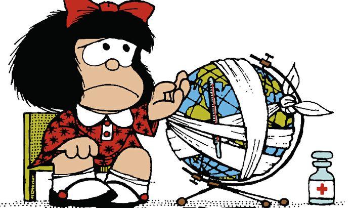 Mafalda di Quino in mostra a Casalmaggiore