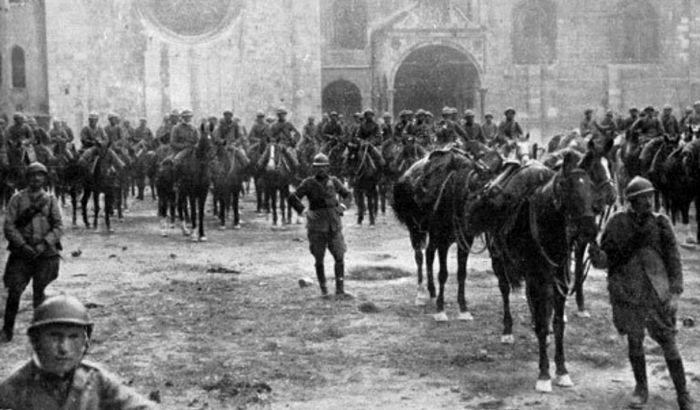 Il 3 novembre 1918 a Trento