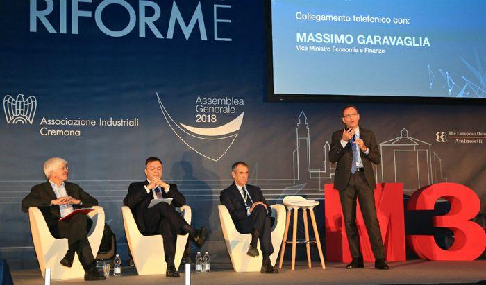 L'Assemblea degli Industriali di Cremona 2018