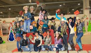 Reining Futurity e Country Christmas 2018