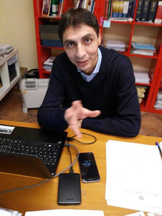 Avvocato Gianluca Monti