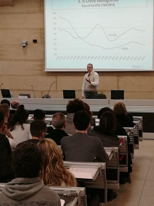 Carlo Cottarelli al Politecnico