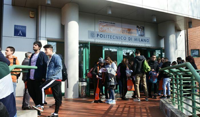 Open Day al Politecnico